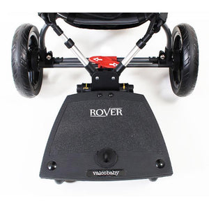 Valco Baby Rover Rider Standing Board with Seat