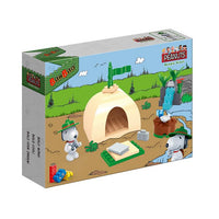 BanBao Peanuts - Snoopy's Scout Tent - Grace Baby