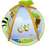 Grace Baby Busy Bee Play Gym & Fun Teepee - Grace Baby