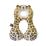 BenBat Travel Friends Total Head Support 1 - 4 Years - Leopard - Grace Baby