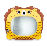 Benbat Travel Friends Baby Car Mirror - Lion - Grace Baby