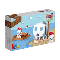 BanBao Peanuts - Snoopy Pirate Skull Island - Grace Baby