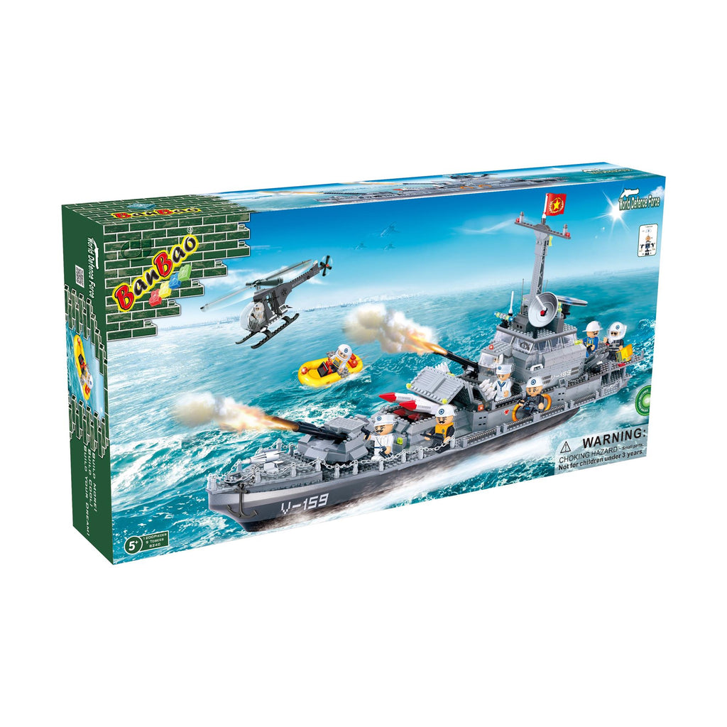 BanBao Navy - Frigate Battle Ship 8240