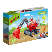 BanBao - Learning Tools - Excavator 9709