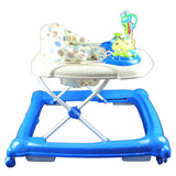 Baby Walker Play Activity Centre - Blue - Grace Baby