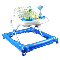 Baby Walker Play Activity Centre - Blue
