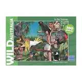 Blue Opal - Wild Australia Treetops Puzzle 300pc - Grace Baby