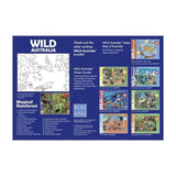 Blue Opal - Wild Australia Rainforest Puzzle 300pc - Grace Baby