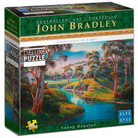Blue Opal - John Bradley Young Hopefuls Puzzle 1000pc