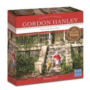 Blue Opal - Gordon Hanley All Better Now Puzzle 1000pc