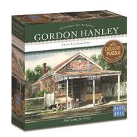 Blue Opal - Gordon Hanley - And Some for Lucy 1000pc Puzzle