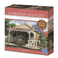 Blue Opal - Gordon Hanley The Hairdressers 1000pc Jigsaw Puzzle
