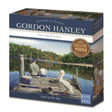 Blue Opal - Gordon Hanley Catch of the Day Puzzle 1000pc - Grace Baby