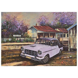 Blue Opal - Jenny Sanders Thirlmere Station Puzzle 1000pc - Grace Baby