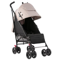 Baby Love Maxima Layback Stroller - Tan - Grace Baby
