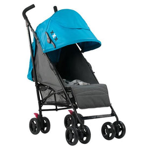Baby Love Maxima Layback Stroller - Caribbean Blue