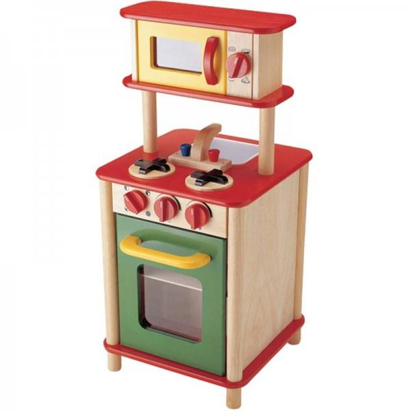 Blue Ribbon wooden Toy Kitchen Centre - Grace Baby