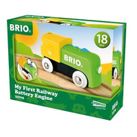 BRIO - My First Railway Battery Engine