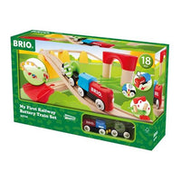 BRIO - My First Railway Battery Operated Train Set