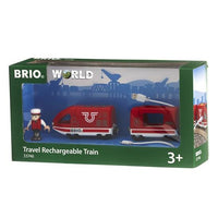 BRIO - Travel Rechargeable Train