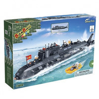 BanBao 6201 Navy Submarine - Grace Baby