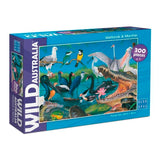Blue Opal - Wild Australia Wetlands and Marshes Puzzle 300pc - Grace Baby