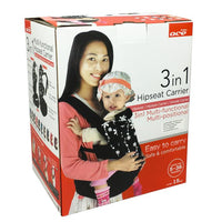 Baby Ace 3-in-1 Multi-Functional Hipseat Carrier