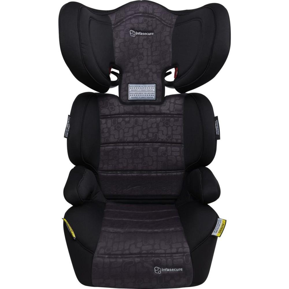 Infa Secure Vario Element Booster Seat - Grey