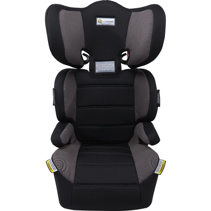 Infa Secure Vario Trend Booster Seat - Grey - Grace Baby
