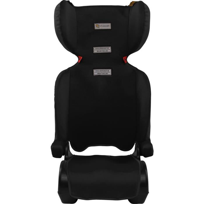 Infa Secure New Versatile Folding Booster Seat - Black - Grace Baby
