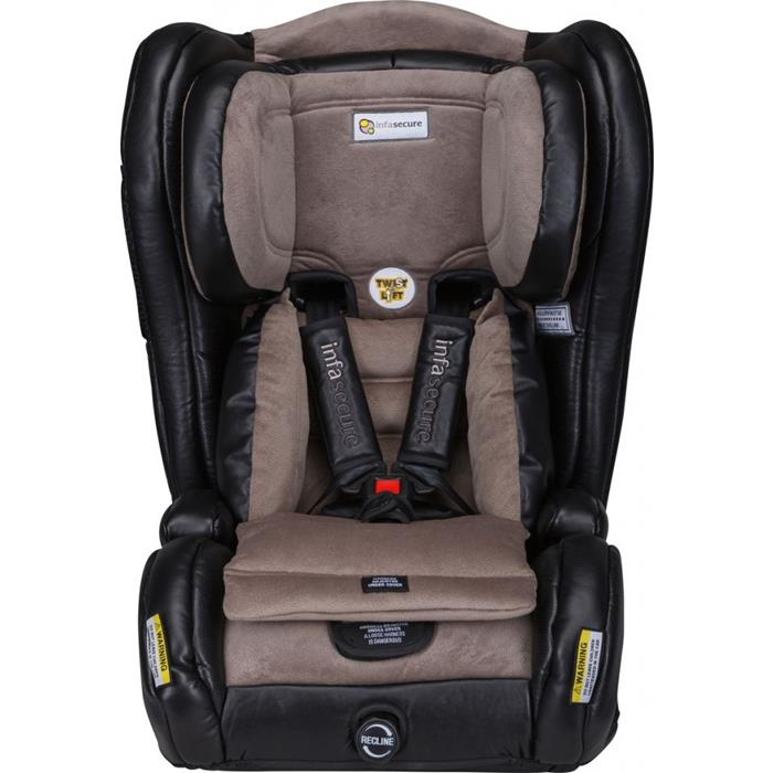 Infa Secure Evolve Vogue Car Seat - Onyx