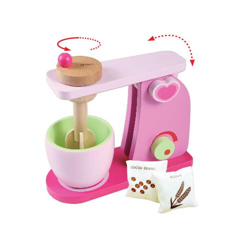 Classic World - Wooden Pretend Play Toy - Mixer - Grace Baby