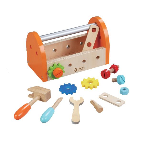 Classic World - Small Carpenter Set - Grace Baby