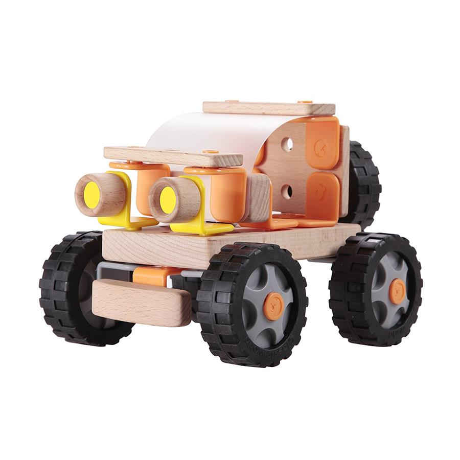 Classic World - Off-road Vehicle Building Set - Grace Baby