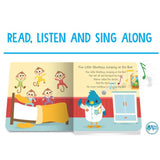 Ditty Bird Interactive Musical Book - Children's Songs