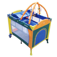 Aussie Baby Tri-Level Portable Cot