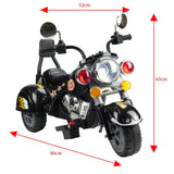 Kids Electric Ride On Motorcycle Trike