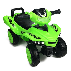 Elite Kids ATV Ride-On Toy Mini Quad Bike - Green
