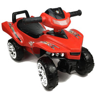 Elite Kids ATV Ride-On Toy Mini Quad Bike - Red - Grace Baby