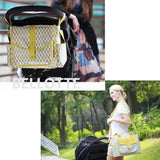 Bellotte Tote Nappy Bag - Autumn Yellow - Grace Baby
