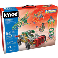 K'NEX Imagine - Power and Play 50 Model Motorized Building Set