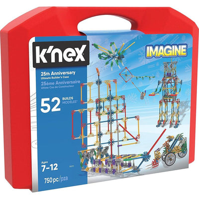 K'Nex Image - 25th Anniversary Ultimate Builder's Case