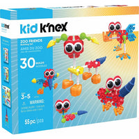 K'NEX - Kid K'NEX Zoo Friends