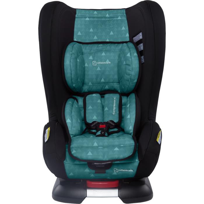 Infa Secure Kompressor 4 Treo Convertible Car Seat - Aqua - Grace Baby