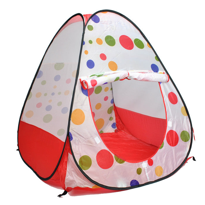 Kid Hideaway Cubby House Pop Up Play Tent - Grace Baby
