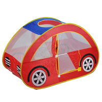 Kids Car Shape Hideaway Tent Play House