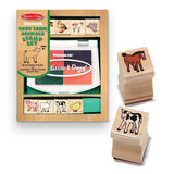 Melissa & Doug - Baby Farm Animals Stamp Set - Grace Baby