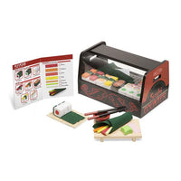 Melissa & Doug - Roll Wrap and Slice Sushi Counter
