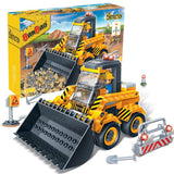 BanBao Construction - Mini Excavator Digger 8539