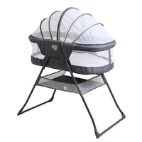 Baby Inc Sonno Bassinet - Silver Birch - Grace Baby